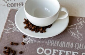 Комплект салфеток «Кофе тайм»