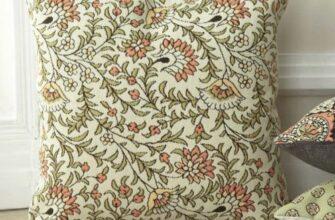 Чехол на подушку «Византийская Вышивка»