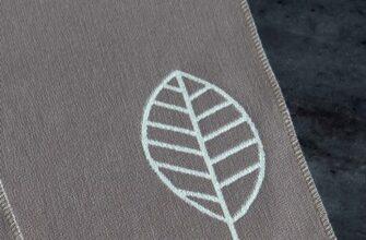 Комплект салфеток «Лист овал»