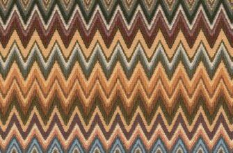 Ткань «Миссони – стиль Мексика»