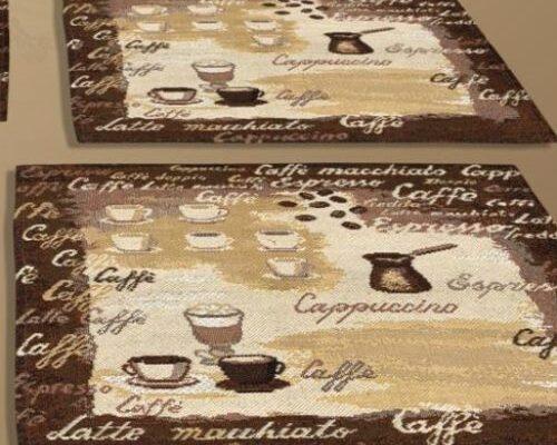 Комплект салфеток «Эспрессо»