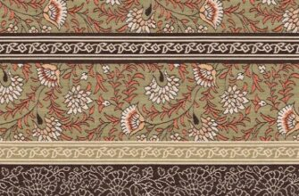 Ткань «Византийский орнамент Полоса»